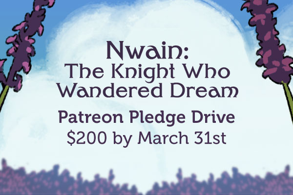 March Pledge Drive